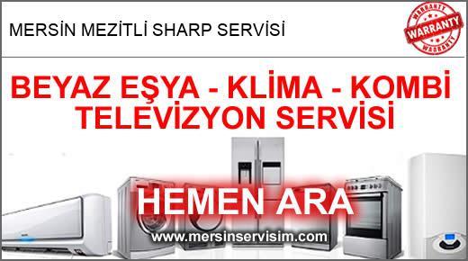 Mersin Mezitli Sharp Servisi